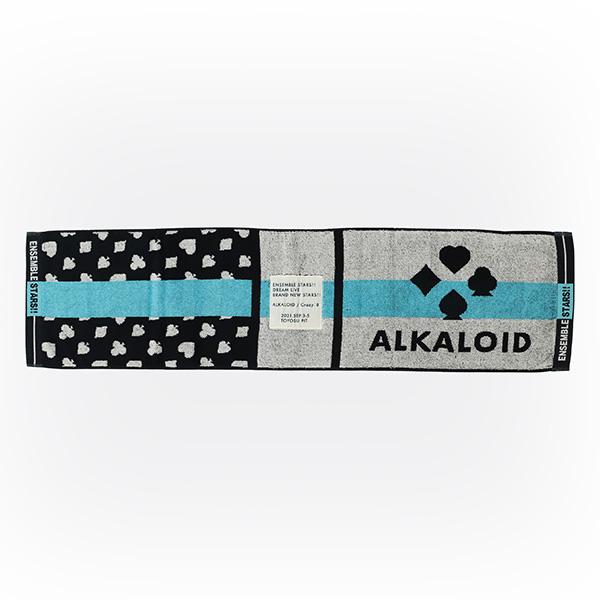 ジャガードタオル/ALKALOID
